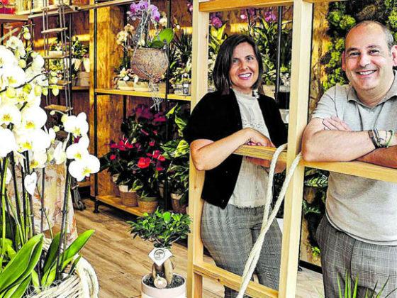 Nuestra floristería se traslada de local